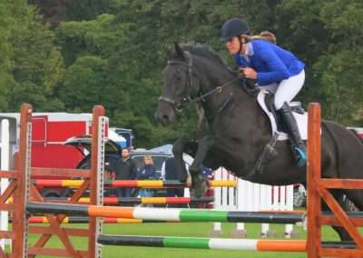 Showjumping Stanhope Show