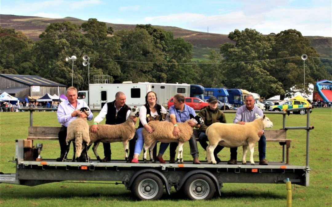 Stanhope Show Going Ahead September 2021